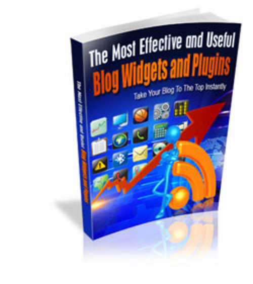 Product picture Use the Most Effective and Useful Blog Widgets and Plugins