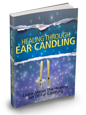 Product picture Healing Through Ear Candling MMR EBOOK