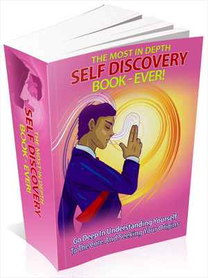 Product picture The Most In Depth Self Discovery Book  Ever mrr ebook