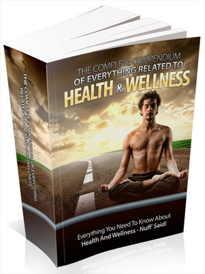 Product picture Everything Health and Wellness mrr ebook