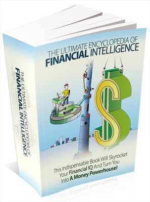 Product picture The Ultimate Encyclopedia Of Financial Intelligence mrr book