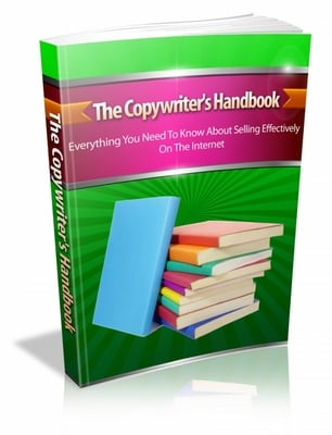 Product picture The Copywriters Handbook mrr  ebook