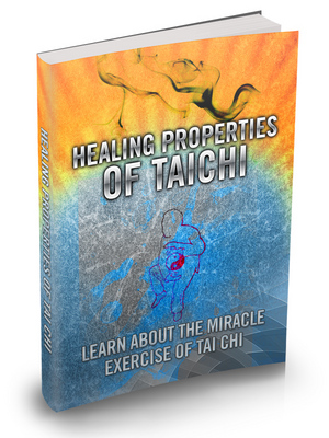 Product picture Healing Properties of Tai Chi mrr book