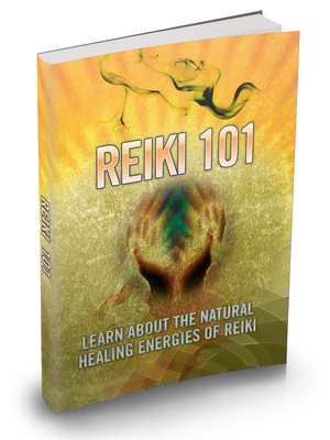 Product picture Reiki 101 mrr ebook