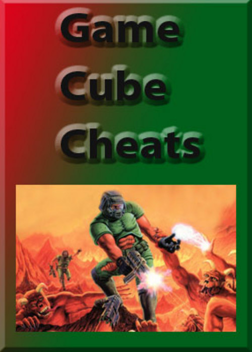 Product picture Gamecube Cheats Ebook
