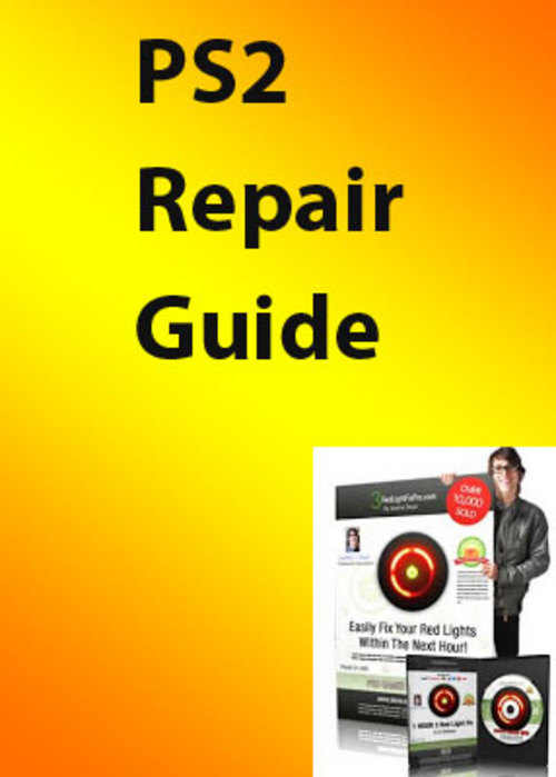 Product picture PS2 Repair Guide